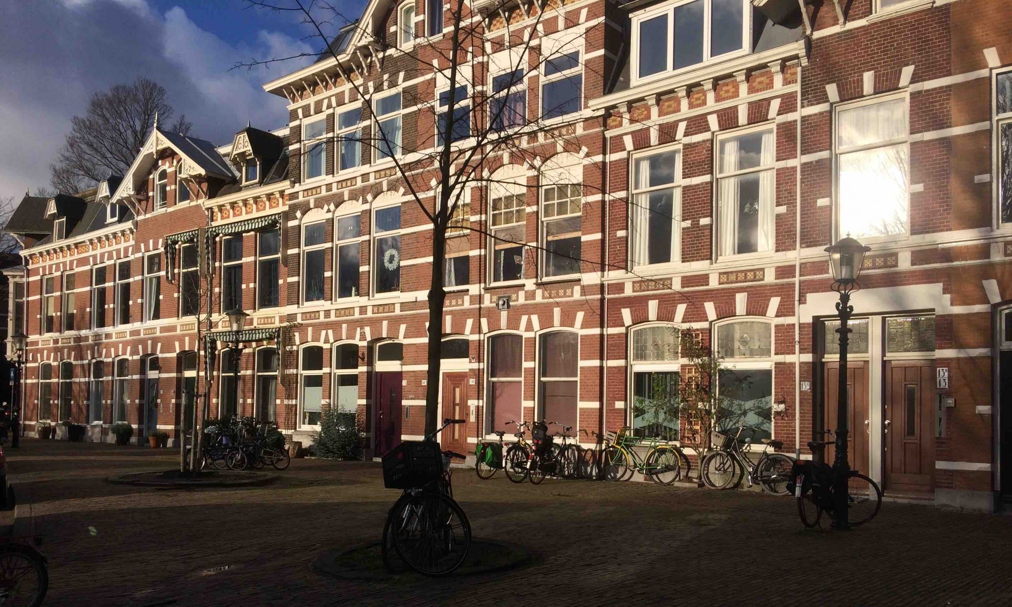 Wandel door de straten van Den Haag